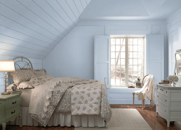 Simply Blue by Behr
