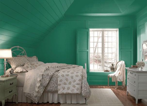 Sparkling Emerald by Behr