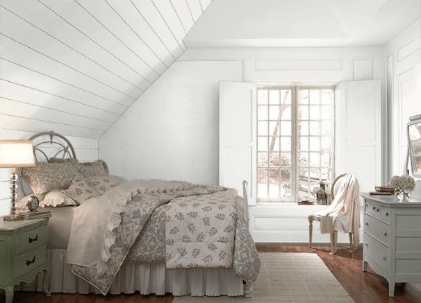 White by Behr
