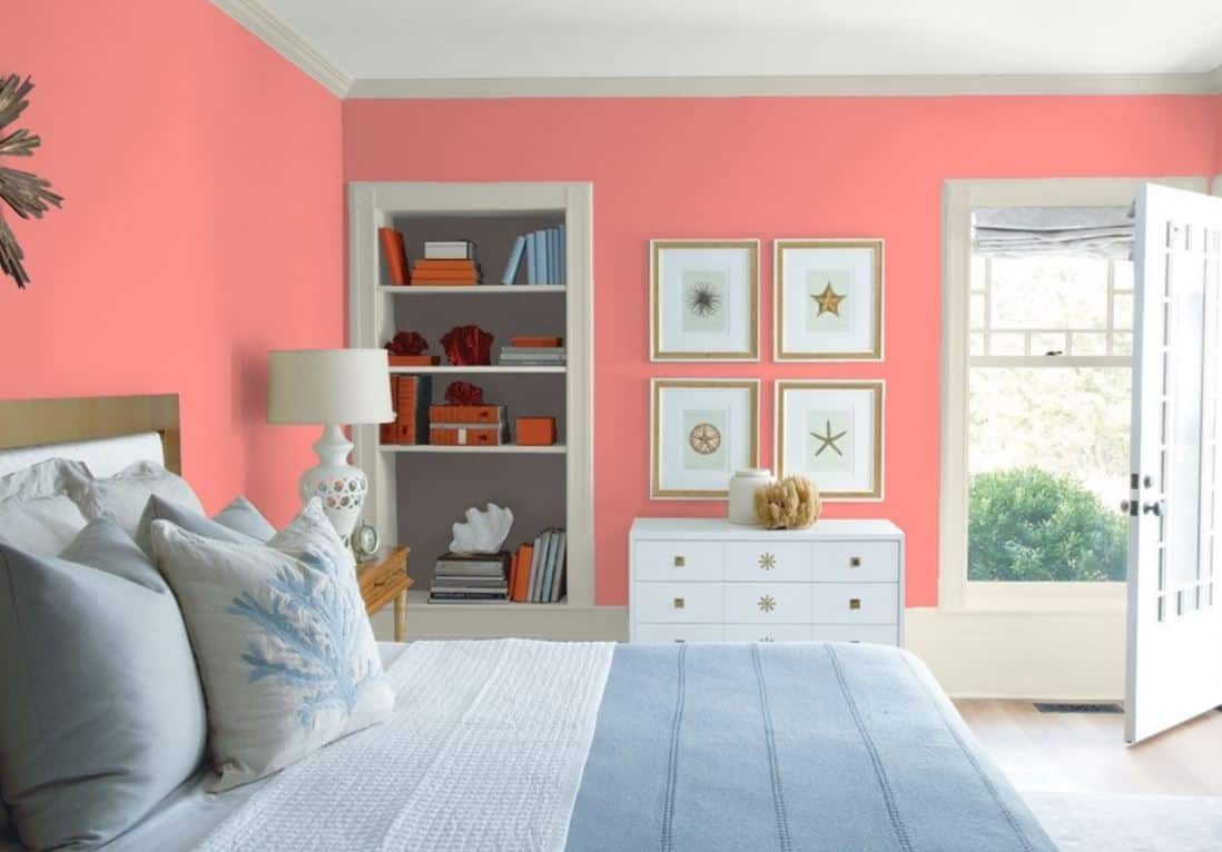 All-a-Blaze by Benjamin Moore