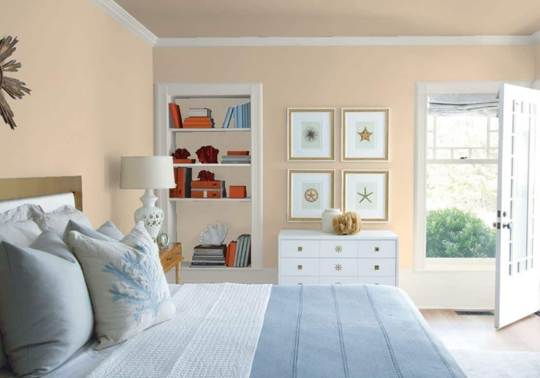 Bradstreet beige by Benjamin Moore