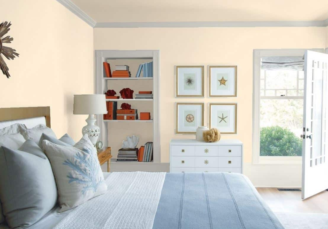 Country White by Benjamin Moore