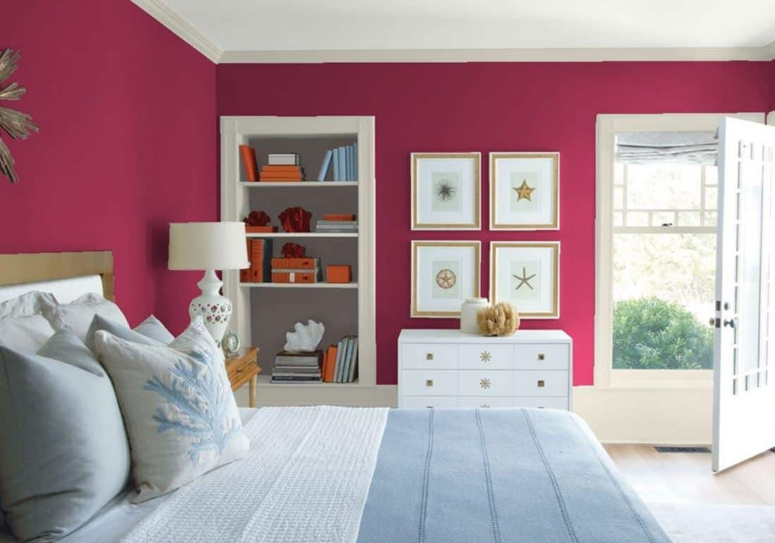 Crushed Velvet by Benjamin Moore