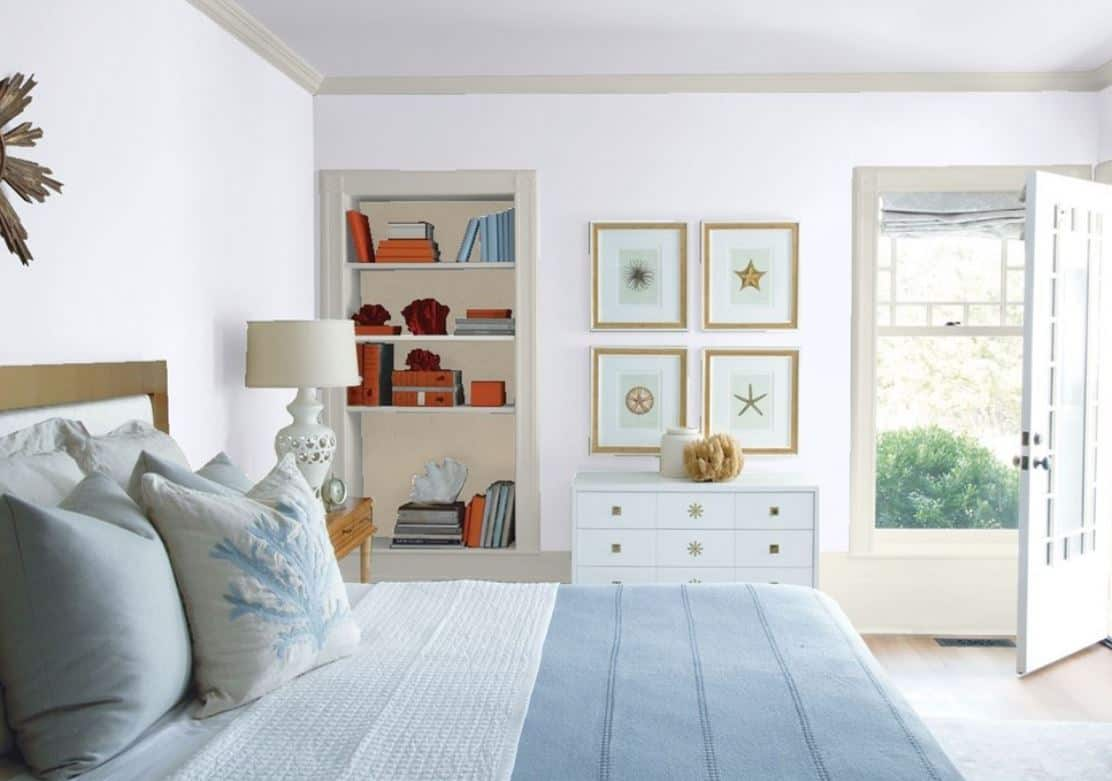 Polar White by Benjamin Moore