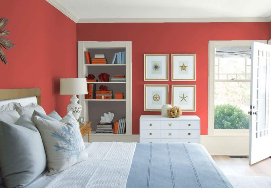 Rosy Apple by Benjamin Moore