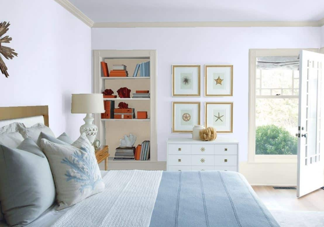White Heaven by Benjamin Moore