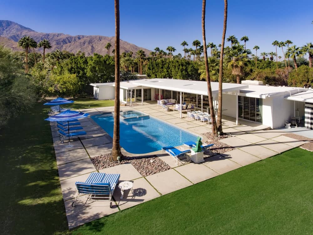 Dean Martin's Palm Springs House