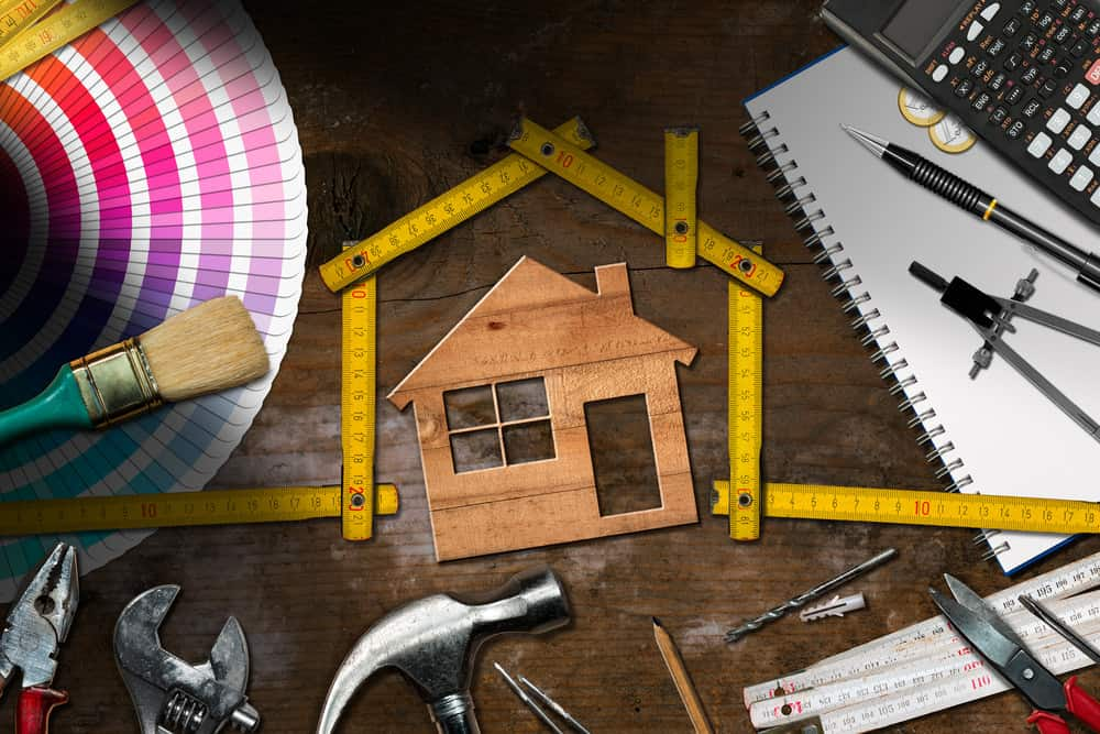 Home improvement list