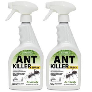 Home Depot Harris 20 oz. Ant Killer Spray (2-Pack)-2GANT-20 - The Home Depot