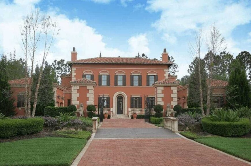 Italinate Mansion