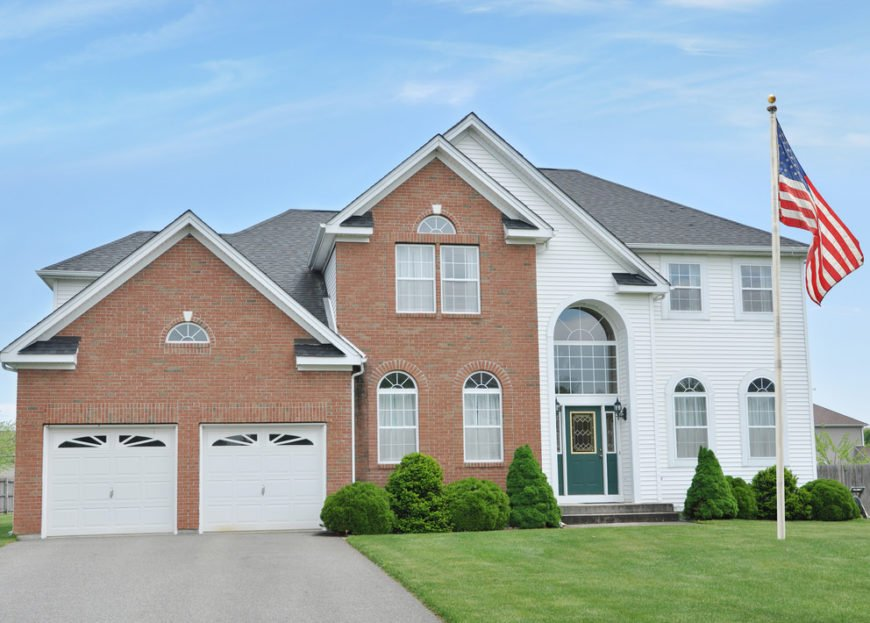 Example of a McMansion