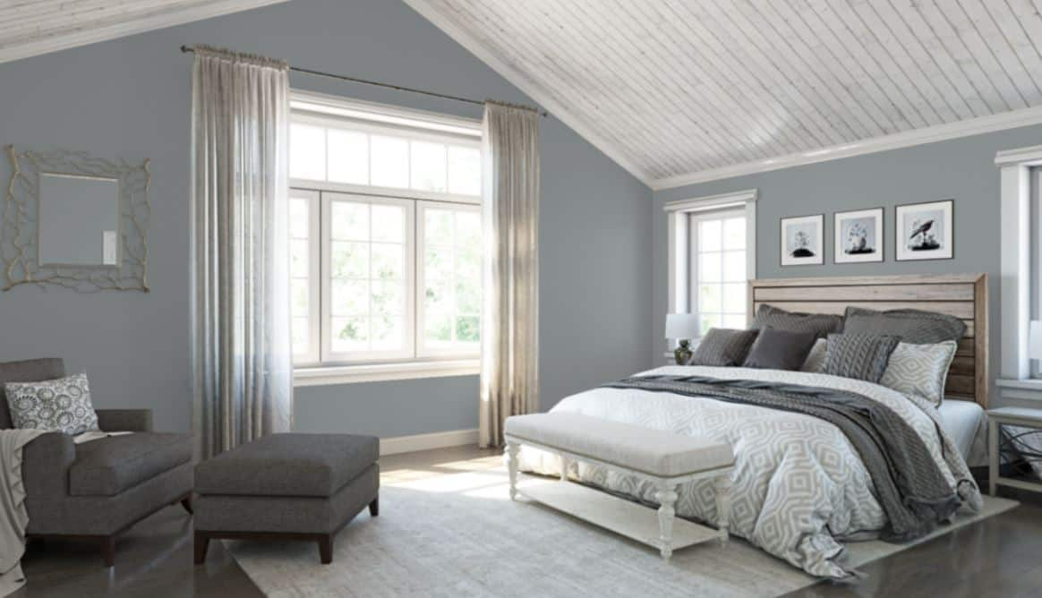African Gray by Sherwin-Williams