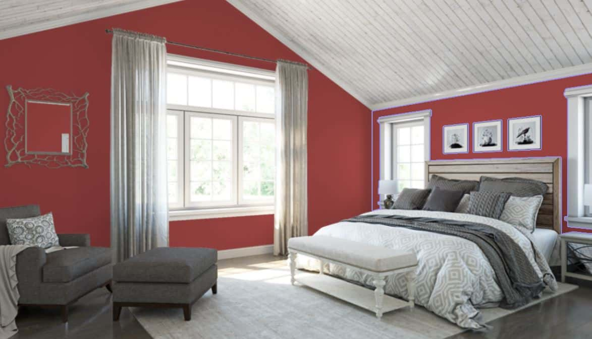 Antique Red by Sherwin-Williams