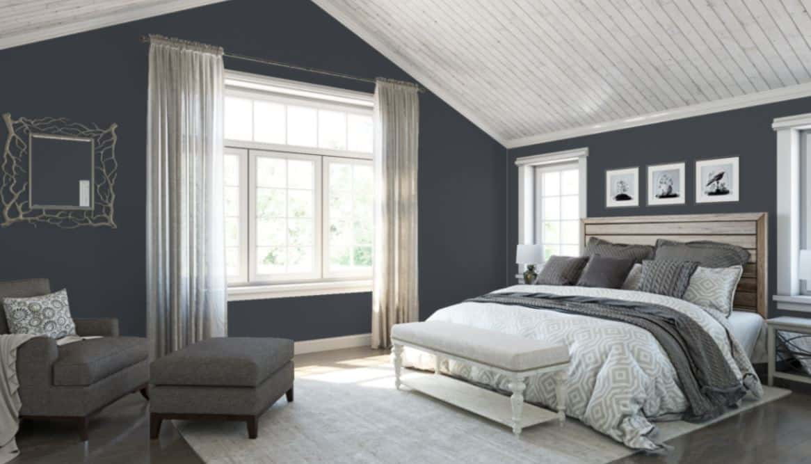 25 Of The Best Gray Paint Color Options For Guest Bedrooms Home Stratosphere