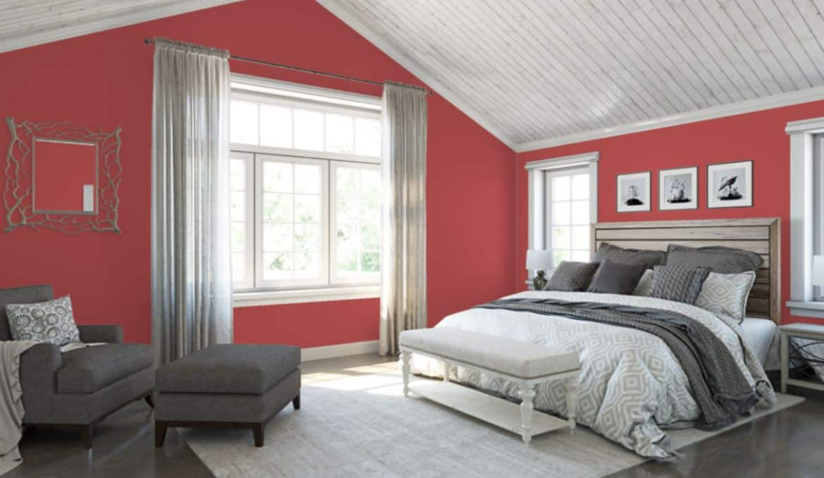 Enticing Red by Sherwin-Williams