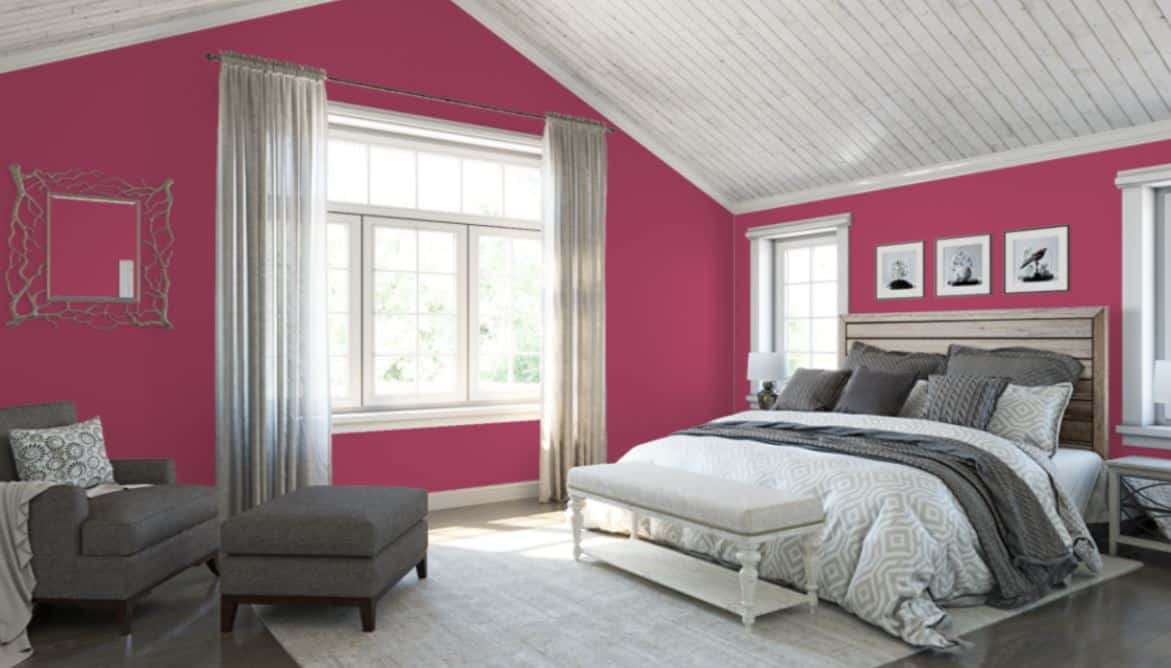 Hot by Sherwin-Williams