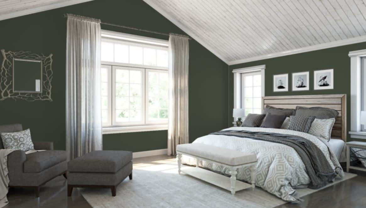 Laurel Woods by Sherwin-Williams