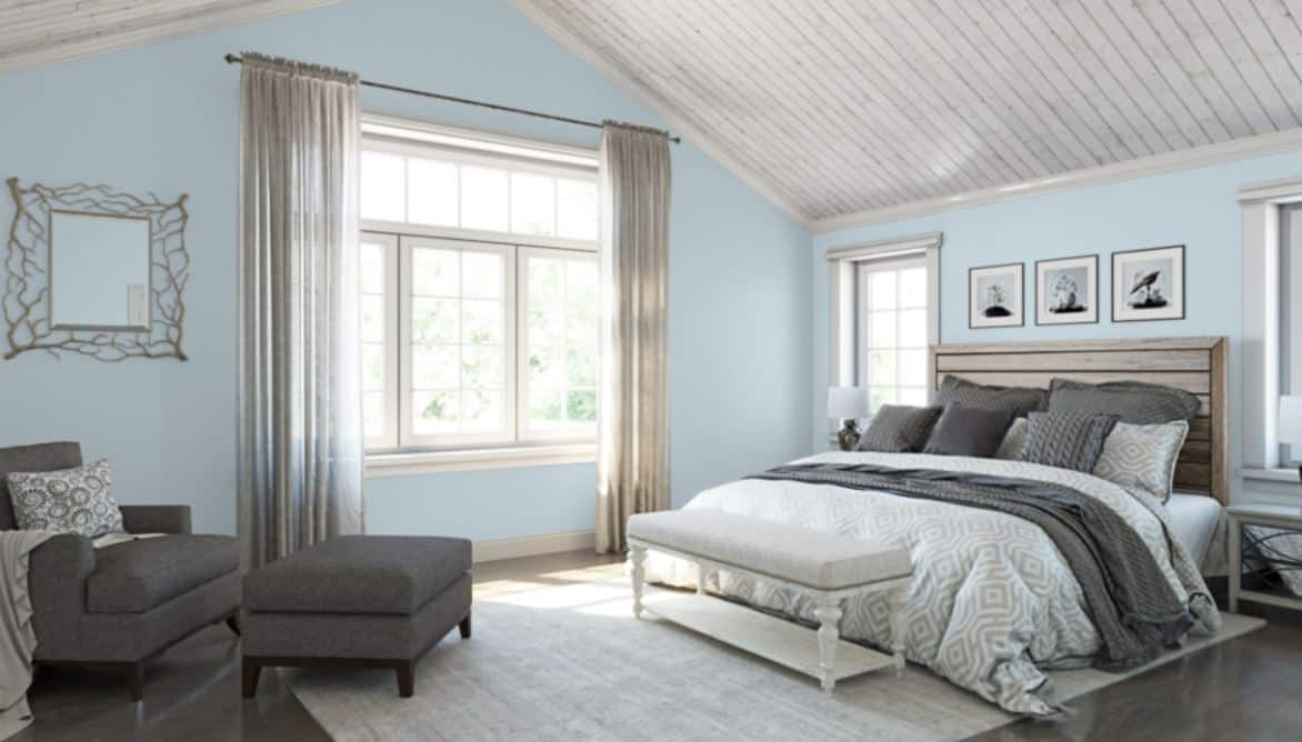 Moonmist by Sherwin-Williams