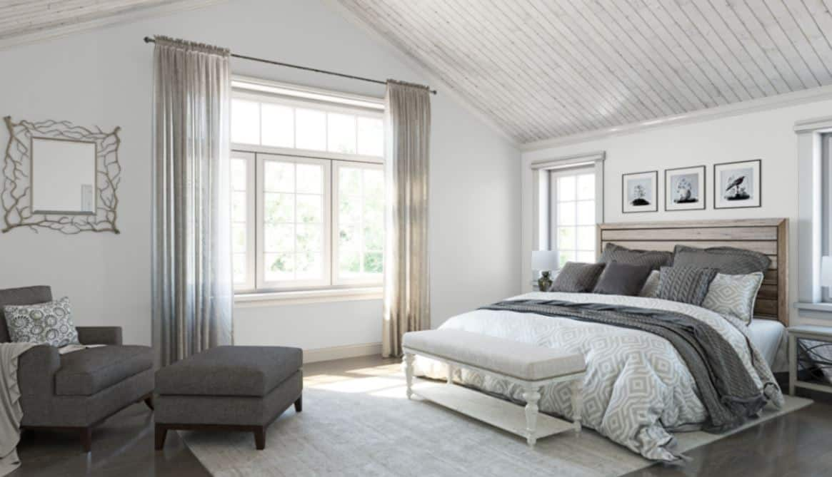 Nebulous White by Sherwin-Williams