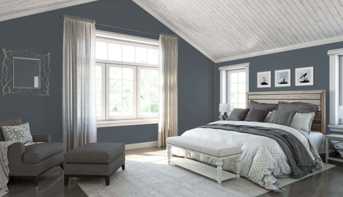 Outerspace by Sherwin-Williams