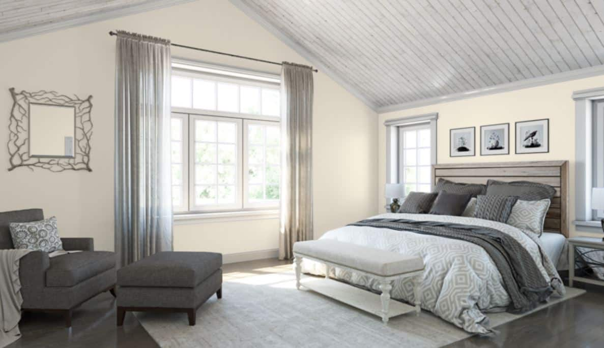 Paperwhite by Sherwin-Williams