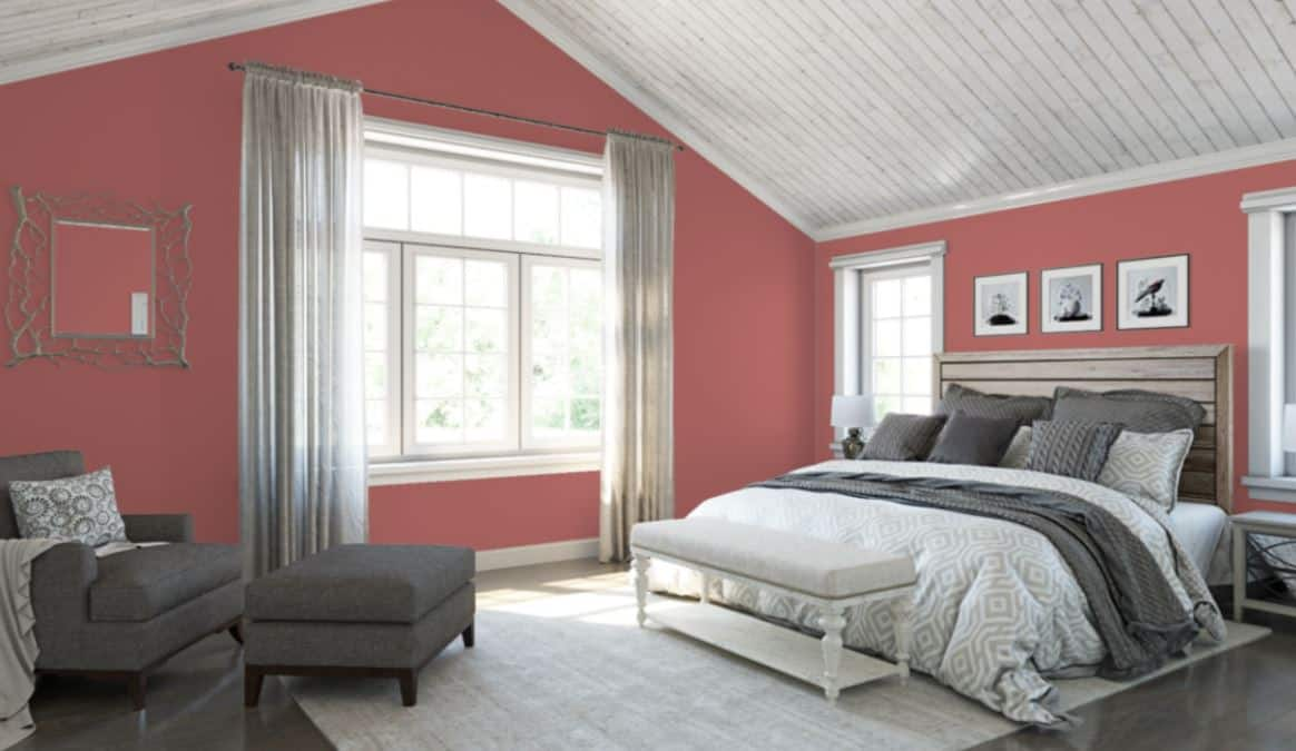Reddish by Sherwin-Williams