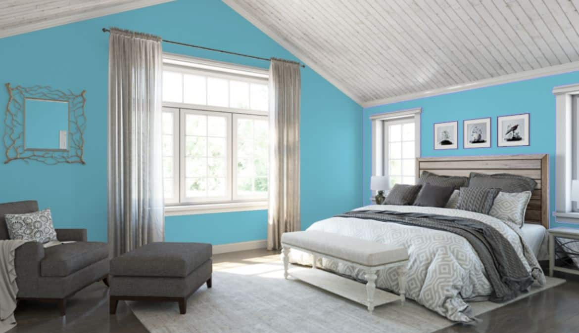 Surfin' by Sherwin-Williams