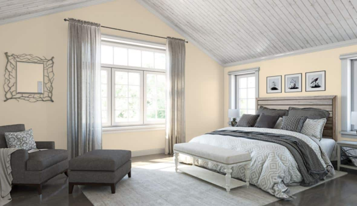 Welcome White by Sherwin-Williams