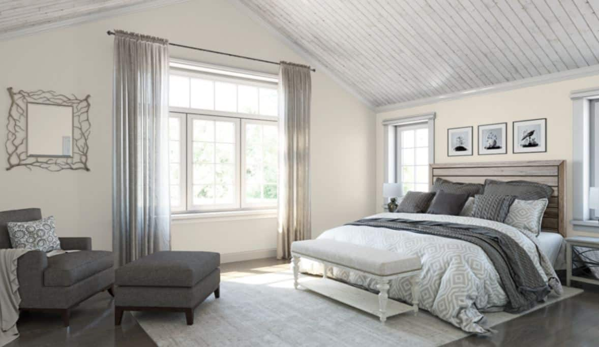 White Duck by Sherwin-Williams