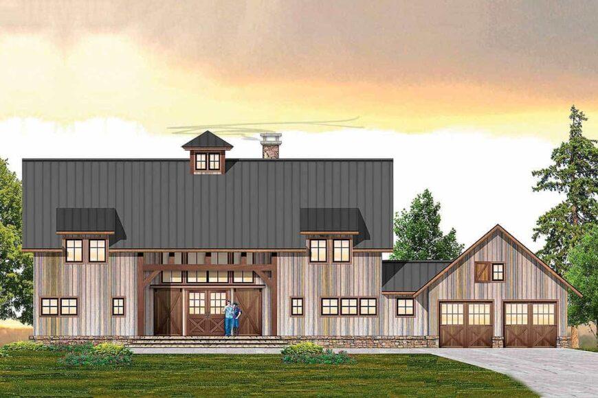 Tag Barndominium House Floor Plans