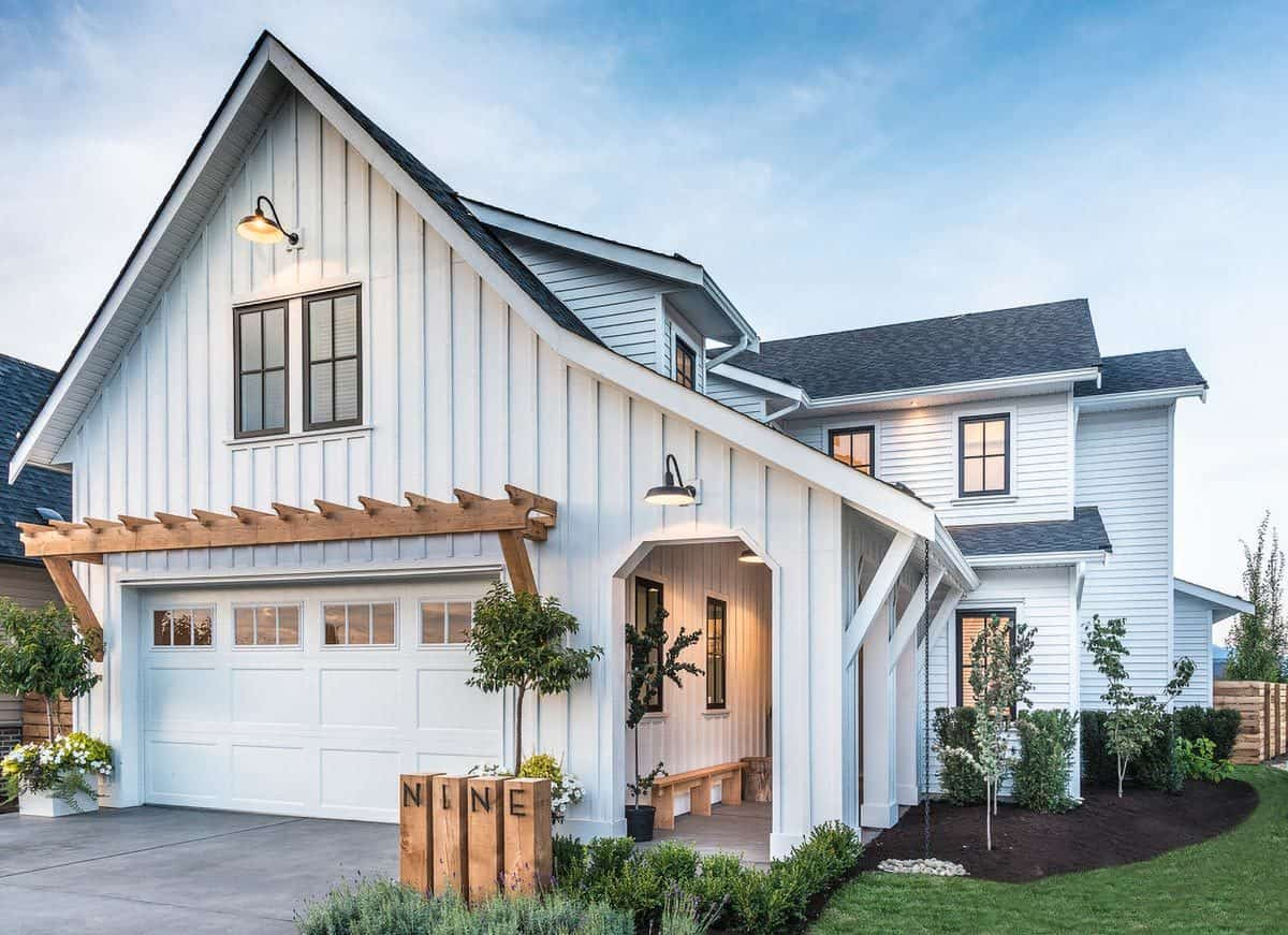 Two-Story 4-Bedroom Craftsman Home