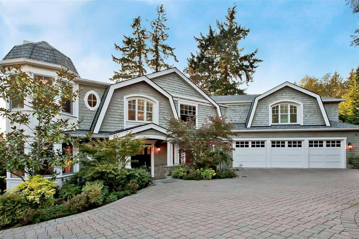 Two-Story 4-Bedroom Shingle Style Home