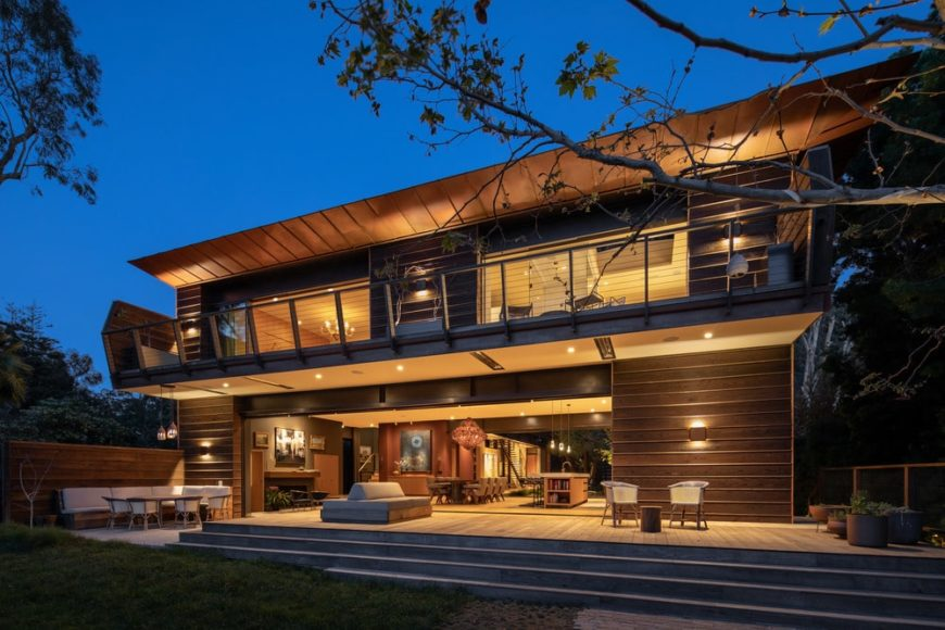 A Los Angeles Residence Celebrating Art and Nature