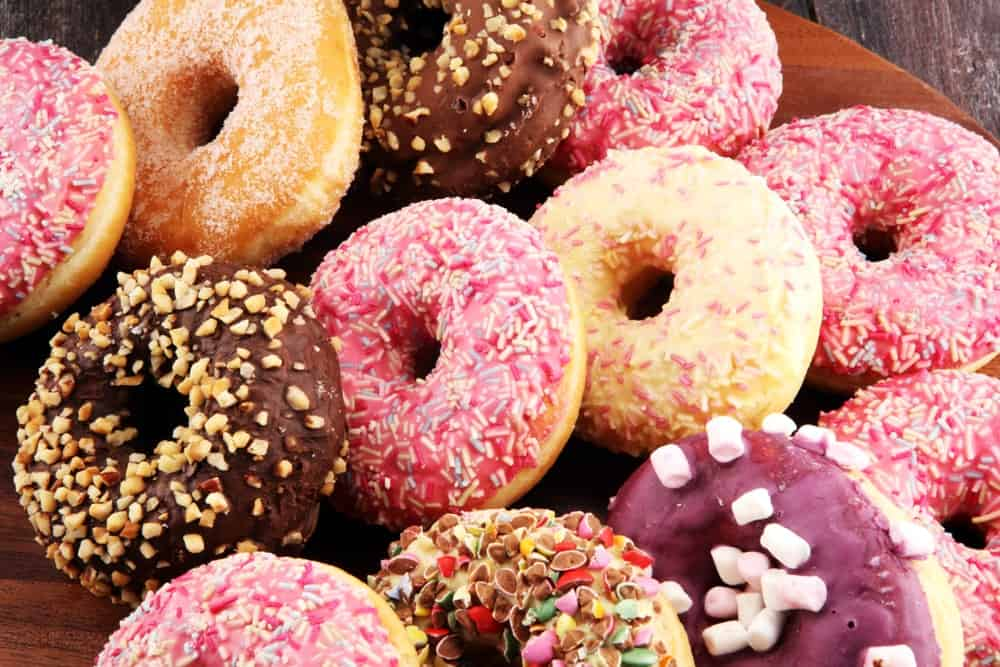 Different donuts