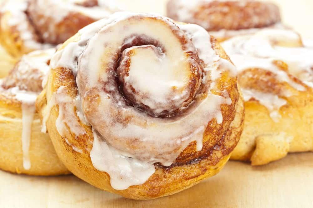 Pershing donuts