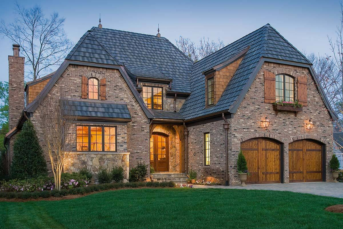 3-Bedroom Two-Story Tudor Home
