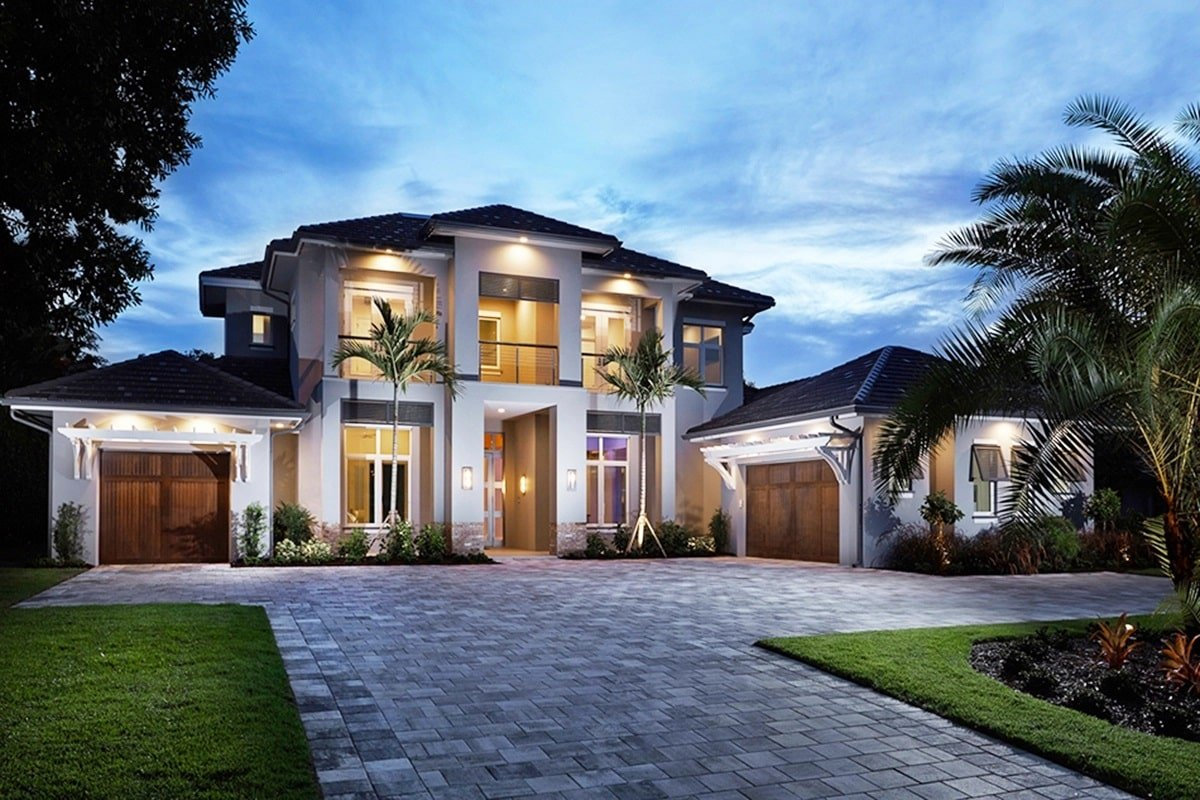4-Bedroom Two-Story Florida Home with Rec Room