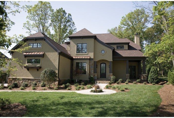 5-Bedroom Two-Story Tudor Home with Special Touches