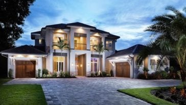 Modern Florida style house