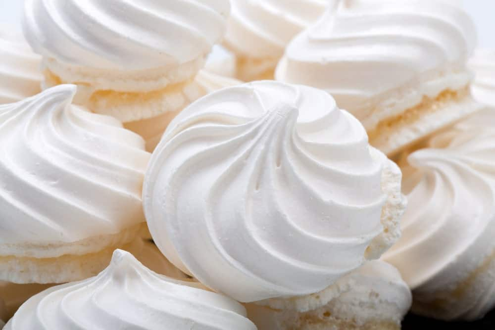 Cookies with French vanilla buttercream