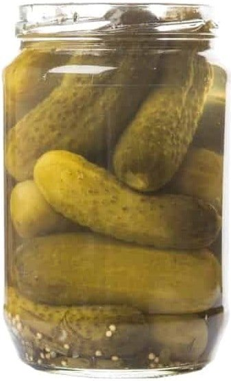 Genuine Dill Pickles