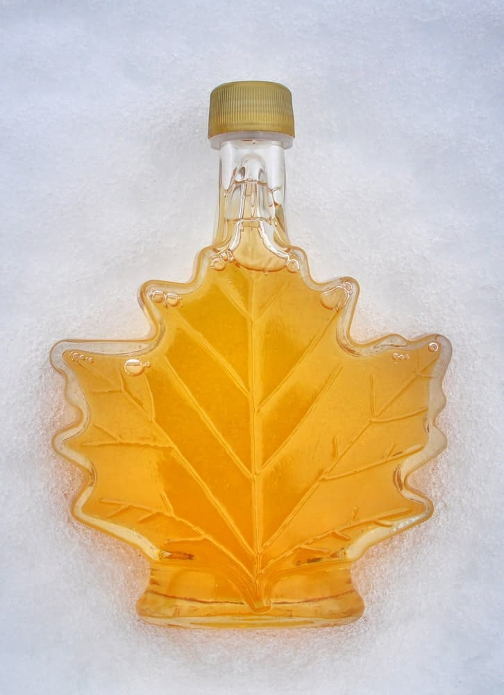 Maple syrup grade A light amber