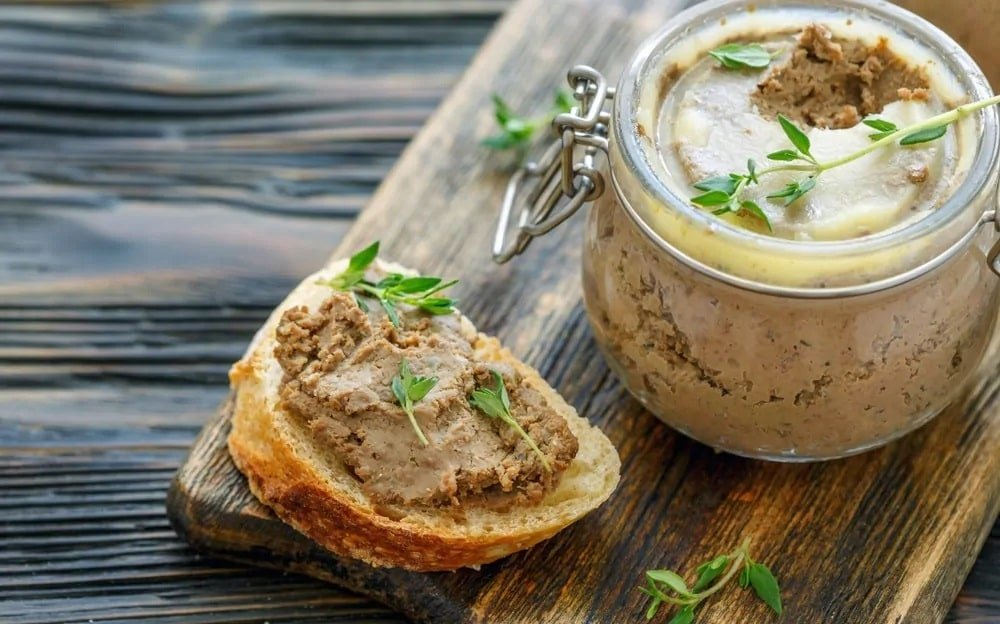 11 Different Types of Pate