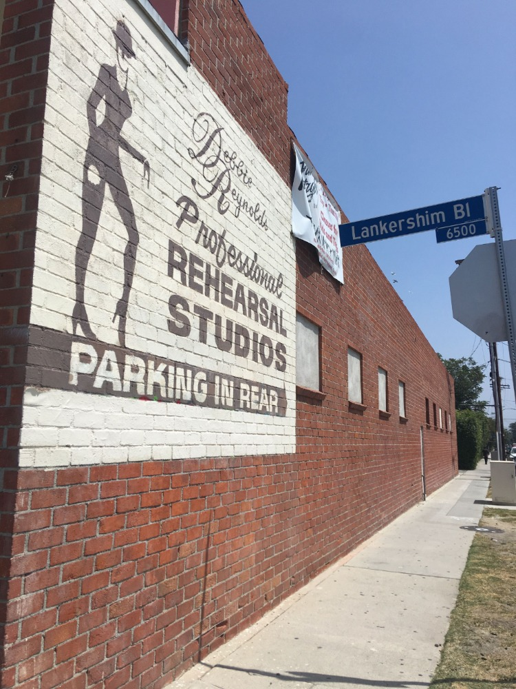 A closer look at the red brick exterior of the dance studio. Images courtesy of Toptenrealestatedeals.com.