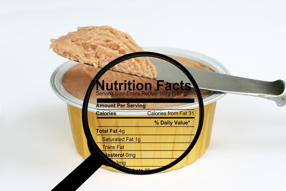 Liver pate nutrition facts