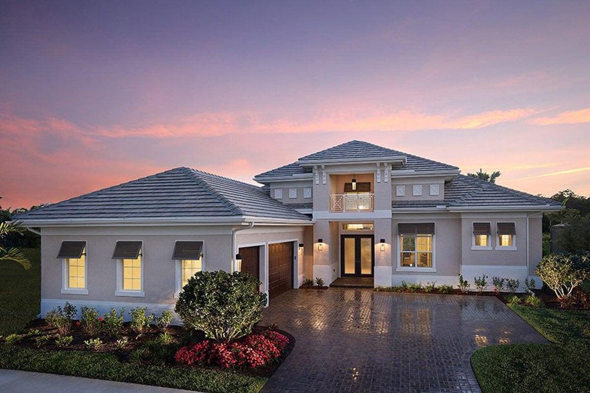 Single-Story 4-Bedroom Florida Home