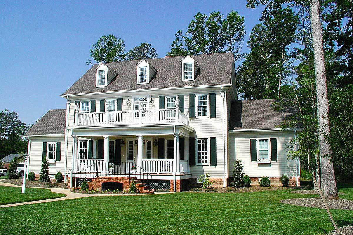 Two-Story 4-Bedroom Colonial Home