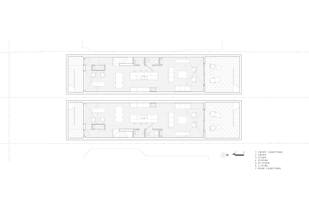 This is the Floor Plan for the basement level of the house.