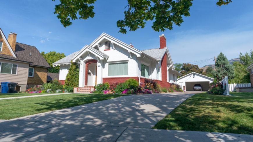 1950s house