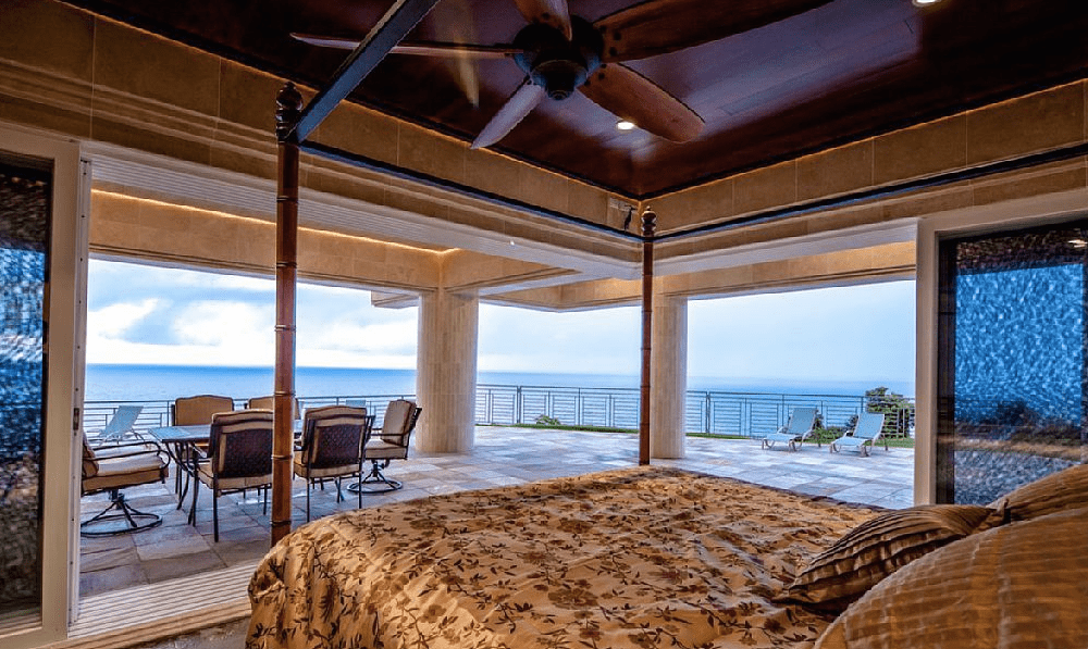View from the primary bedroom. Image courtesy of Toptenrealestatedeals.com.